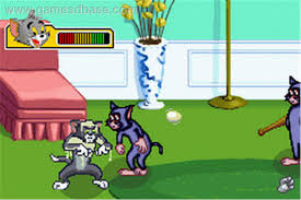 tom and jerry games id 45736