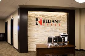 Front Office Designs Interesting Reliant Title Front Desk DC Building Group