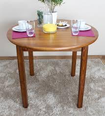 Runder Esstisch Dunkelbraun Free Esszimmer Tische Ausziehbar
