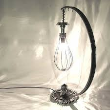 motorcycle parts table lamp best inspiration for