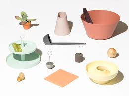Kitchen Accessory Colorful Kitchen Accessories By The Designer Behind Your Favorite