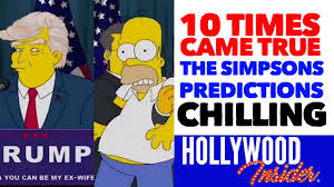 10 Times The Simpsons Predictions Came ...