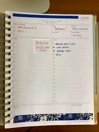 Day Designer Academic 2019 90 Day Plan The Blog Roni Loren
