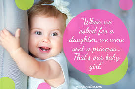 Baby Girl Quotes Awesome 48 Best Baby Quotes You Can Dedicate To Your Little One