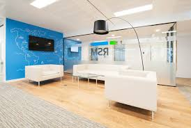 rsm international office design fit out 50 cannon street offices 5 adelphi capital office design office