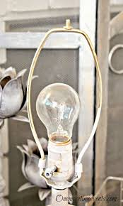 slip uno lamp shade harp fitter to fix lamp shade one more time events onemoretimeevents slip