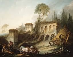 francois boucher essay heilbrunn timeline of art  imaginary landscape the palatine hill from campo vaccino