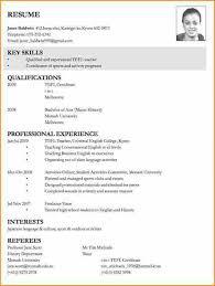 curicculum vitae curriculum vitae for teachers kays makehauk co