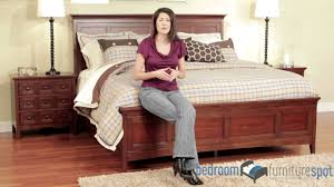 Magnussen Harrison Bedroom Furniture Magnussen Harrison Bedroom Set Youtube
