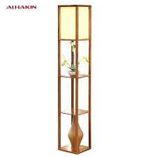 lamp with shelves ikea standing light new style floor lamp pie vertical floor light for living
