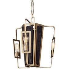 madeira 3 light rustic gold chandelier