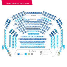 Charles E Smith Center Seating Chart Seating Charts Baltimore Center Stage