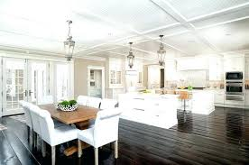 white kitchen dark wood floor. White Kitchen Dark Wood Floors Traditional Inspiration For A Timeless Floor U