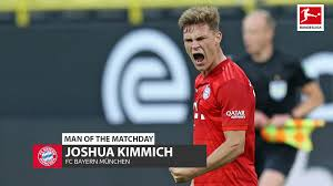 Joshua kimmich is one of fc bayern's energizers and leaders. Bundesliga Joshua Kimmich Matchday 28 S Man Of The Matchday Saying Goodbye To Right Back At Bayern Munich