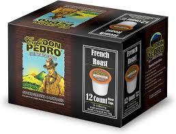 Cafe Don Pedro French Roast 72 comptez Kcup Low-acid Café: Amazon.ca:  Maison et Cuisine