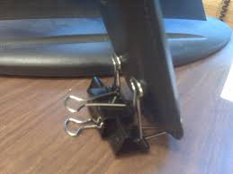 Paper Holder Clips Iphone Binder Clip Stand Ver 2 0 4 Steps