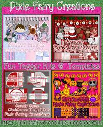 pixie fairy creations holiday kits
