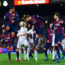 Barcelona cae de las nubes; Spni To Broadcast The Supercopa De Espana On Sony Six Sony Six Hd Indian Television Dot Com