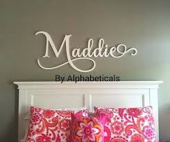 letters for wall decor personalized baby girl nursery letters wall letters wooden letters for nursery wall