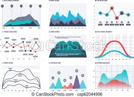 Infographic Chart Infographic Chart Statistics Bar Graphs Economic Diagrams And Charts Demographic Infographics Vector Elements