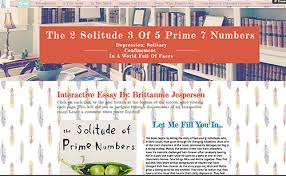essay digitizeme brittannie jespersen the solitude of prime numbers