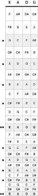 Fingerboard Diagram Talkbass Com