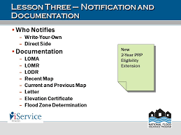 National Flood Insurance Program Bureau And Statistical Agent Flood