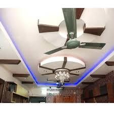 2 fan ceiling design false ceiling design for living room with two fans 2 ceiling fan