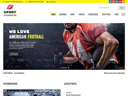 Baseball Websites Templates Bootstrap Theme Clean Note Social Network Template Website Templates