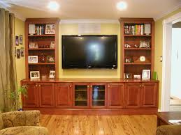 ... Wall Units, Tv Surround Cabinets Built In Tv Cabinets For Flat Screen Tv  Flat Screen ...