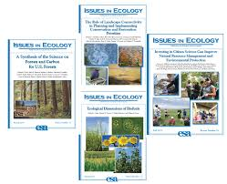 Issues In Ecology Ecological Society Of America