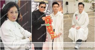 Bosco Wong and Michael Miu praises Liza Wang is charismatic person | Asian  E-News