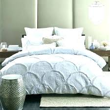 white textured duvet covers cover king s cotton quilt