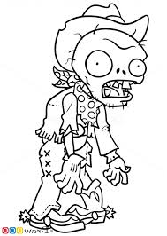Small Picture Unique Plants Vs Zombies Coloring Pages 94 With Additional