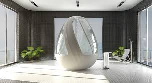 Egg Shaped Shower