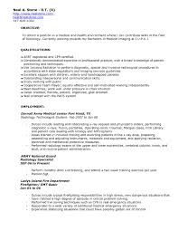 Xray Tech Resume Resume For Radiology Technician New X Ray Tech Resume Resume Template 4
