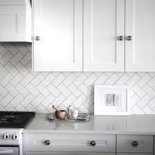 10x20cm metro white flat smooth brick gloss tile by demireks