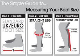 Ego7 Size Chart Fitting Ego 7 Semi Custom Tall Boots Four Star Eventing Gear