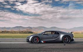All in all, these small, detailed tweaks add up to a five second advantage. 2020 Bugatti Chiron Sport Les Legendes Du Ciel News And Information
