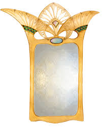 art deco wall mirror design 3
