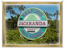 The Jacaranda Restaurant Sanibel Island Restaurant