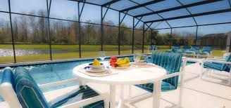 florida villa services game rooms. Breakfast By The Pool Florida Villa Services Game Rooms