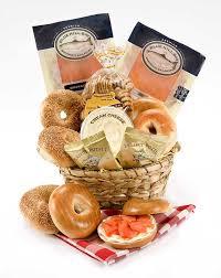 jewish gift baskets lox bagel sympathy kosher gift basket