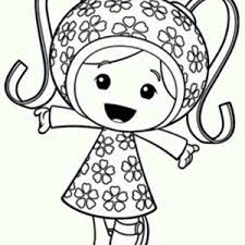 Small Picture Team Umizoomi Milli Is So Happy In Team Umizoomi Coloring Page