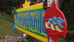 Margaritaville Signs Decor