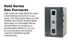 american standard furnace model numbers. Modren Standard American Standard Gold S9V2 Gas Furnace Intended Model Numbers N