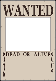 11 Blank Wanted Posters Free Printable Word Pdf Psd Vector
