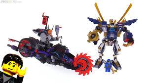 LEGO Ninjago Killow vs. Samurai X review! 70642 - YouTube