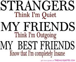 Strangers - The Daily Quotes