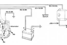 ford ka alternator wiring diagram wiring diagram oe-a2 maintenance and overhaul manual at Prestolite Aircraft Alternator Wiring Diagram